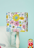 30cm Rounded Square Lampshade Making Kit